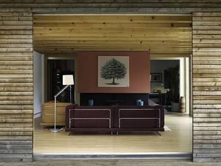 Livings de estilo moderno de NOEM Moderno