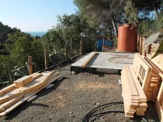 Montaggio all'Isola d'Elba: un gioco da ragazzi! di La Pratolina