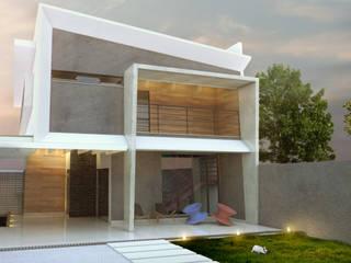 Modern home by ZEP Arquitetura Modern