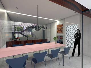 Modern dining room by ZEP Arquitetura Modern