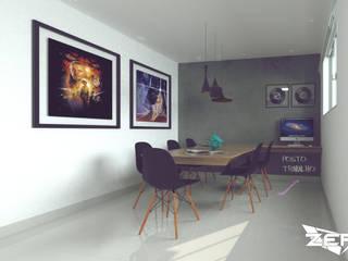 сучасний  by ZEP Arquitetura, Сучасний