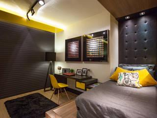 Modern Bedroom by Arquitetura Ao Cubo LTDA Modern