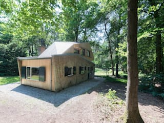Bloot Architecture Modern houses Wood Brown