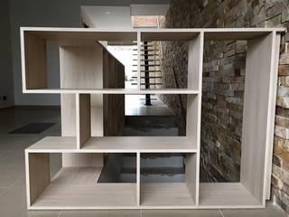 Livings de estilo  por ALSE Taller de Arquitectura y Diseño