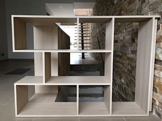 Ruang Keluarga oleh ALSE Taller de Arquitectura y Diseño, Modern