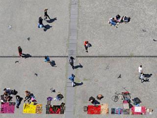 Place Centre Pompidou:   von FOTOwerk,
