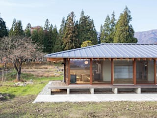 Casas estilo moderno: ideas, arquitectura e imágenes de アーキテクチュアランドスケープ一級建築士事務所 Moderno