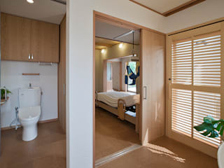 Bedroom by ATELIER N