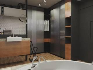 Dressing room by .Villa arquitetura e algo mais,