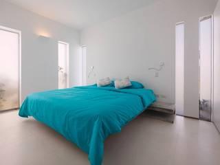 Dormitorios de estilo moderno por Martin Dulanto