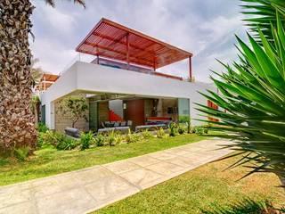 Casa Seta Martin Dulanto 現代房屋設計點子、靈感 & 圖片