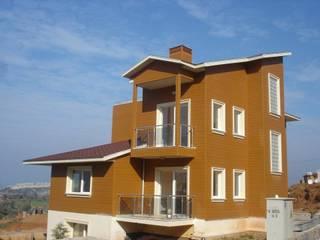 Konutlar 現代房屋設計點子、靈感 & 圖片 根據 Murat Kaya Mimarlik Ltd. Sti. 現代風