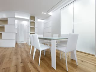 Dining room by ARCHILAB architettura e design