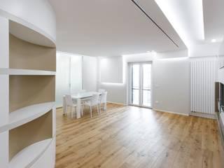 Corredores, halls e escadas modernos por ARCHILAB architettura e design Moderno