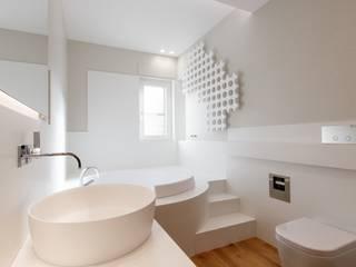 Casa - Studio Bagno moderno di ARCHILAB architettura e design Moderno