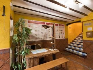 Hotel Gaya Rustic Oleh Narai Decor Rustic