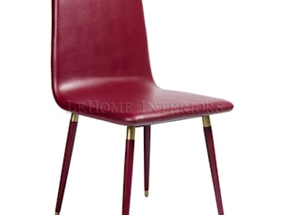 LeHome Interiors Dining roomChairs & benches Red