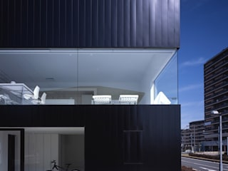 Дома в стиле минимализм от SHSTT Минимализм