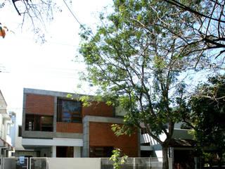 Kamat & Rozario Architecture Minimalist house