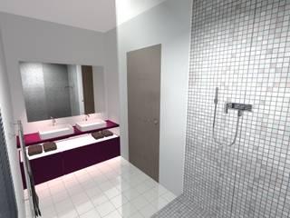 Dossier Salles de bain! Salle de bain minimaliste par Concepteur Designer d'Espace - Cyril DARD Minimaliste