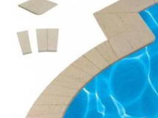 Nowoczesny basen od Amop Nowoczesny