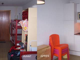 Studio à la montagne par Concepteur Designer d'Espace - Cyril DARD