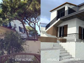 Modernisation de maisons par Concepteur Designer d'Espace - Cyril DARD