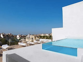 UNIC POOLS® > Piscinas Ligeras Mediterranean style pool