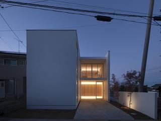 Minimalistische Häuser von SHSTT Minimalistisch