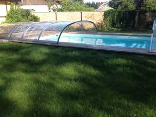 クラシカルスタイルの プール の Pool und Sauna Fachmarkt Karow クラシック