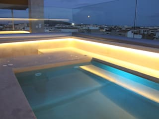 UNIC POOLS® > Piscinas Ligeras Modern pool