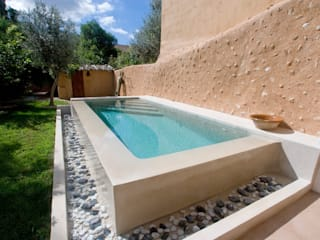 UNIC POOLS® > Piscinas Ligeras Rustic style pool