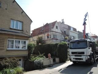 Maison moderniste à Bruxelles ARTERRA