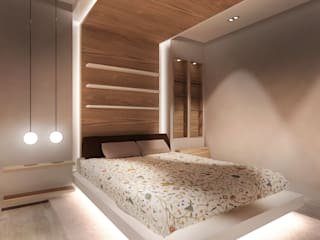 Modern style bedroom by Rochene Floors Modern