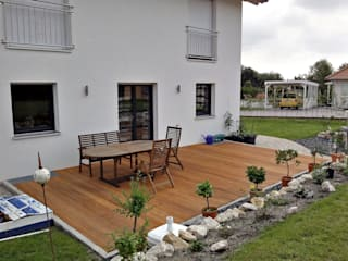 Balcones y terrazas de estilo clásico de Kahrs GmbH Clásico