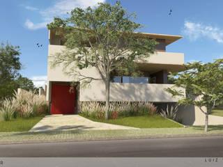 Modern Houses by STUDIO LUIZ VENEZIANO Modern