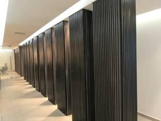 Oficinas Abogados Asociados Oficinas y bibliotecas de estilo moderno de G4 Arquitectos Asociados Moderno