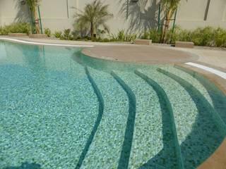 Pools | MOSAICS Kerion Ceramics Pool Keramik Green