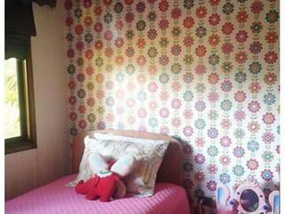 Murales para el Hogar: Dormitorios infantiles de estilo  por Estudio Desigual