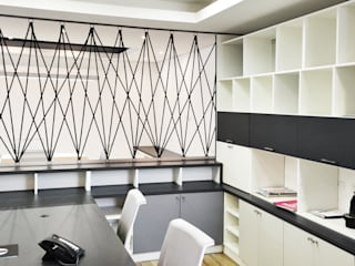 ESTUDIO BASE ARQUITECTOS Bar & Club moderni