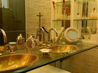 Classic style bathroom by mr maria regina de mello vianna arquitetura e interiores Classic