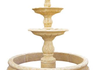 Gran Rosana:  de estilo  de Piedra Artificial Balaustres Martinez