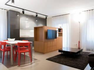 Andrea Stortoni Architetto: modern tarz , Modern