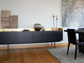 São Jerónimo Salas de jantar modernas por Consigo Interiores Moderno