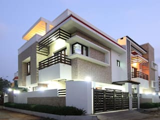 Exterior Ansari Architects Modern houses