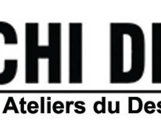 LOGO ARCHI DEKO Balcon, Veranda & Terrasse industriels par ARCHI DEKO Industriel