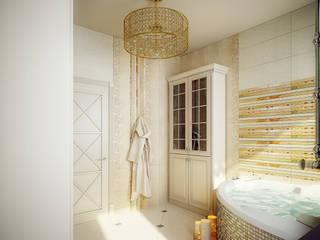 Klassische Badezimmer von Инна Михайская Klassisch