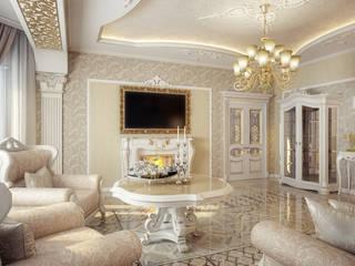 Klassische Wohnzimmer von Инна Михайская Klassisch