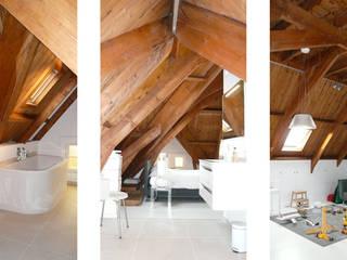 Restauratie woonhuis:  Huizen door Koezen Architecten