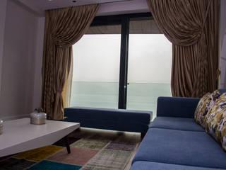 Salas / recibidores de estilo  por 50GR Mimarlık, Mediterráneo
